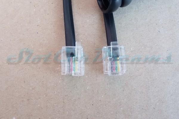 Spiral Kabel für TruSpeed / Speedflow Regler => 4 Meter