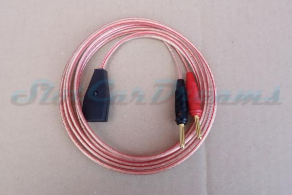 """Kabel CU => Labornetzteil mit Stecker => """"Set"""""""