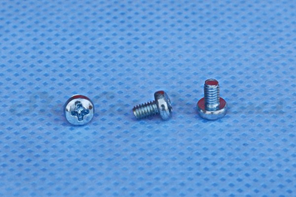 "SCD Schraube M2,5 x 4 mm =>  ""Stück"""