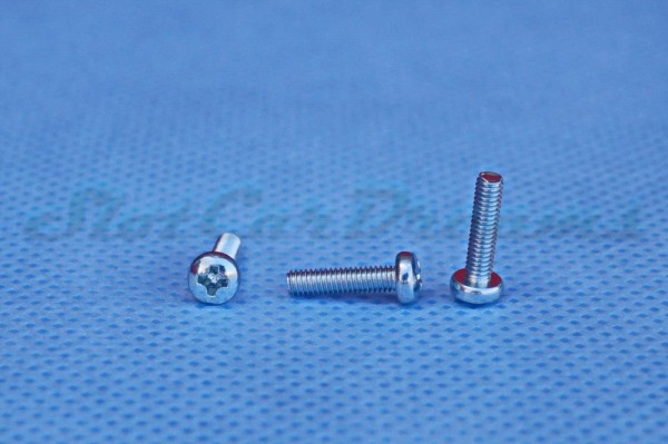 "SCD Schraube M2,5 x 10 mm =>  ""Stück"""