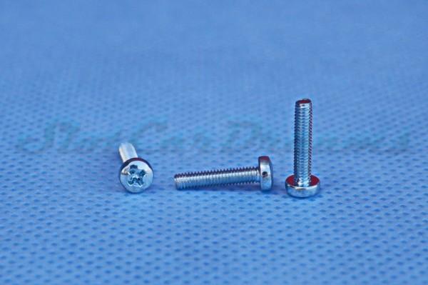 "SCD Schraube M2,5 x 12 mm =>  ""Stück"""