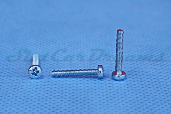 "SCD Schraube M2,5 x 16 mm =>  ""Stück"""