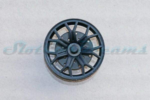 """Felgeneinsatz 458 Schwarz 19,1 mm tief => """"Stück"""""""