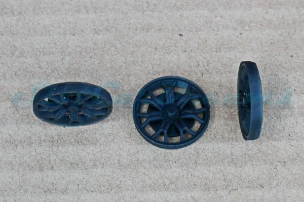 """Felgeneinsatz 458 Schwarz 19,1 mm flach => """"Stück"""""""