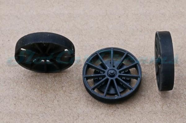 """Felgeneinsatz C63 DTM Schwarz 19,1 mm tief => """"Stück"""""""