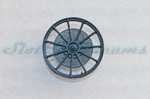 "Felgeneinsatz C63 DTM Schwarz 19,1 mm flach => ""Stück"""