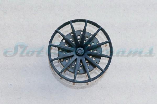 """Felgeneinsatz SLS Schwarz 19,1 mm tief => """"Stück"""""""