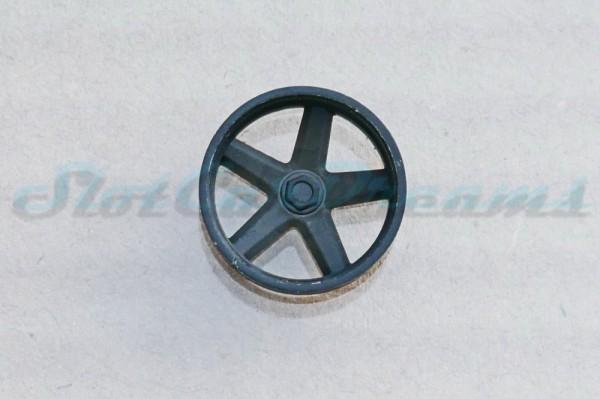 """Felgeneinsatz 917 Schwarz 16,1 mm tief => """"Stück"""""""