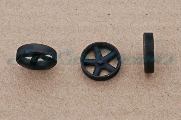"""Felgeneinsatz 917 Schwarz 16,1 mm flach => """"Stück"""""""