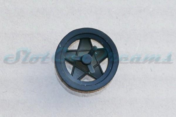 """Felgeneinsatz 330 Schwarz 16,9 mm => """"Stück"""""""
