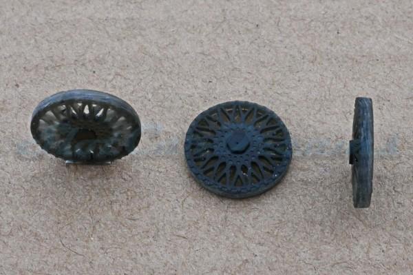 """Felgeneinsatz Capri Schwarz 14,1 mm => """"Stück"""""""