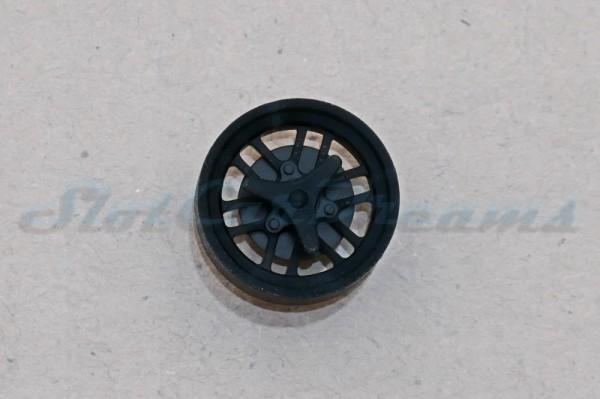 """Felgeneinsatz T70 Schwarz 16,3 mm flach => """"Stück"""""""