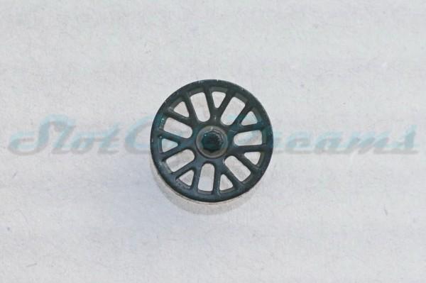 """SCD Felgeneinsatz 7 Speichen Schwarz 13,7 mm => """"Stück"""""""