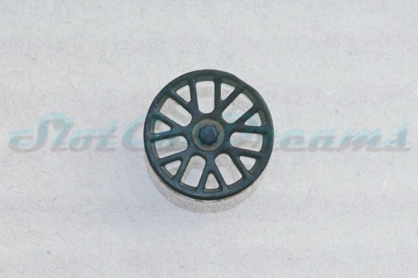 """SCD Felgeneinsatz 7 Speichen Schwarz 14,7 mm => """"Stück"""""""