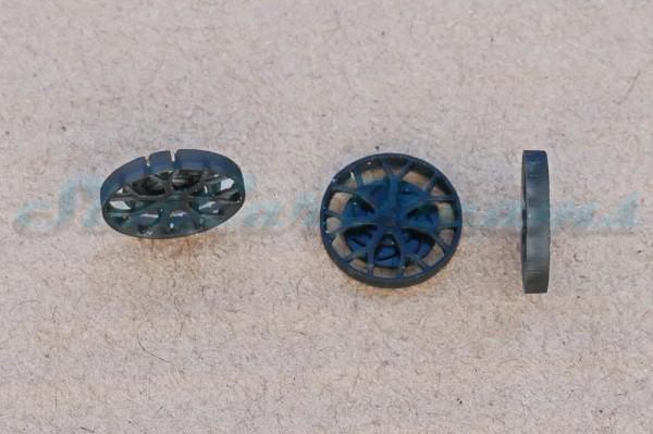 """SCD Felgeneinsatz C7.R Schwarz 13,7 mm => """"Stück"""""""