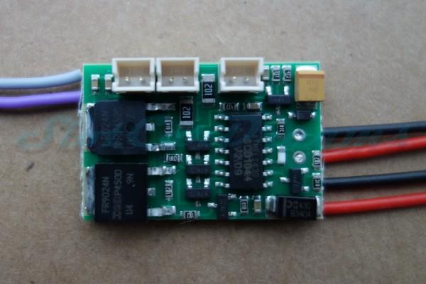 """""""Mini Digital Decoder SW 4.0 für das Carrera Digital System"""""""