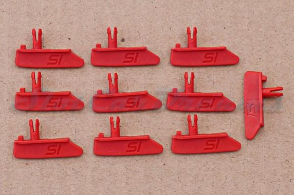 SI Performance C-Kiel ROT 10er Pack