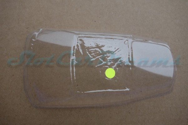 Scaleauto 124 Jaguar XKR Lexan Scheibe