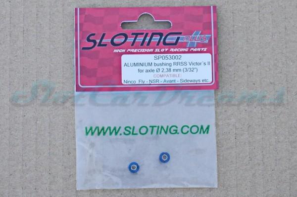 "Sloting Plus Alu Achslager 2,38 x 4,8 mm Flexball => ""Stück"""