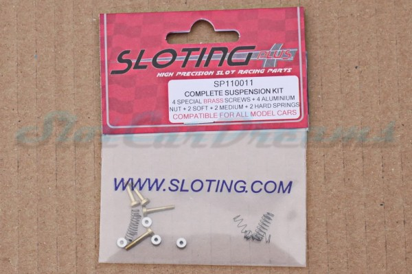 "Sloting Plus Federnkit => ""Set"""