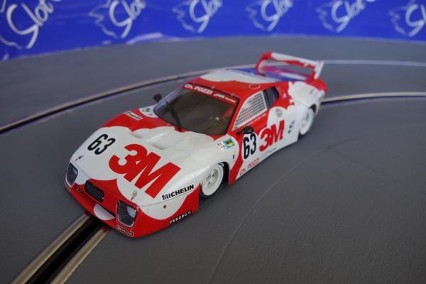 Ferrari 512BB Le Mans 1979 #63