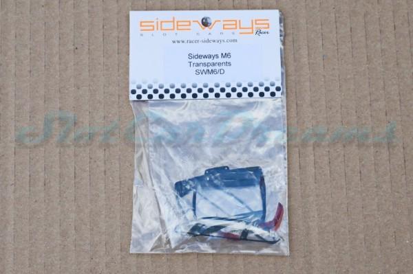 Sideways Ersatzteile Gläser BMW M6 GT3