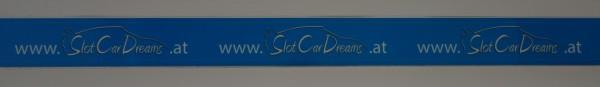 SlotCarDreams 27 mm Aufkleber