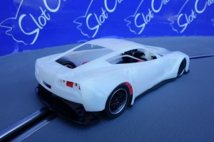 Corvette C7.R White Kit