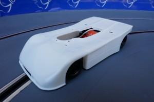 Porsche 908/3 White Kit