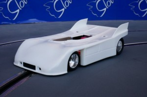 Porsche 908/3 Double Fin White Kit