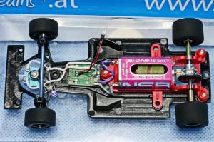 Formula 86/89 Testcar Green => gebraucht