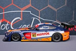 Mercedes AMG GT3 Repsol #7