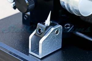 Reifenschleifmaschine Hudy mit SCD Sonderausstattung