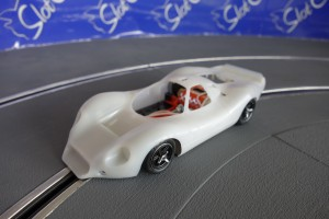 Ford P68 White Kit