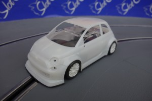 Abarth 500 White Kit