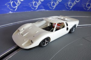 FORD MK II GT40 White Kit