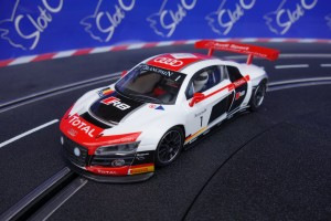 Audi R8 LMS Spa-Francorchamps 2014 Winner #1