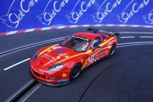 Corvette C6.R FIA GT World Championship Zolder 2011 #11