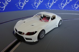 BMW Z4 Body Kit White