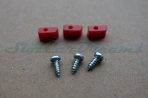 NSR Motorhalter/Chassis Triangular Befestigungsset