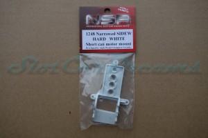 NSR Motorhalter SW Hard White