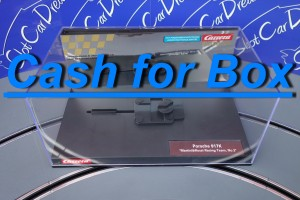 .Carrera D124 Autobox Gutschrift