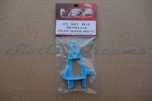 NSR Motorhalter IL Triangular Soft Blue