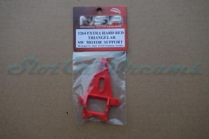 NSR Motorhalter SW Triangular Extra Hard Red
