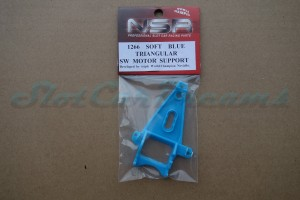 NSR Motorhalter SW Triangular Soft Blue