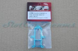 NSR Motorhalter Formula 86/89 Soft Blue