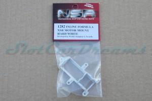 NSR Motorhalter Formula 86/89 Hard White