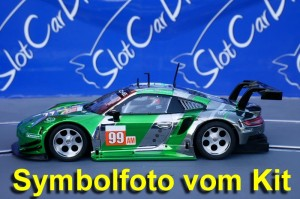 SCD Tuningkit Carrera D132 GT und DTM Modelle