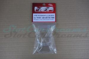 NSR Glas Ersatzset Abarth 500
