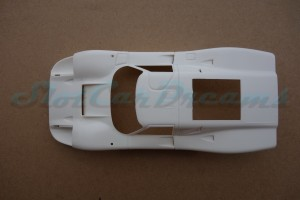 NSR Ford GT40 MKIV Karosserie/Body White